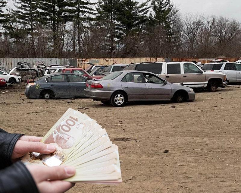 Cash For Junk Cars Toronto