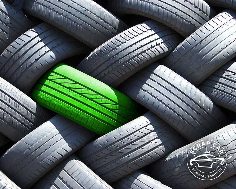 Eco Friendly Scrap Car Recycling