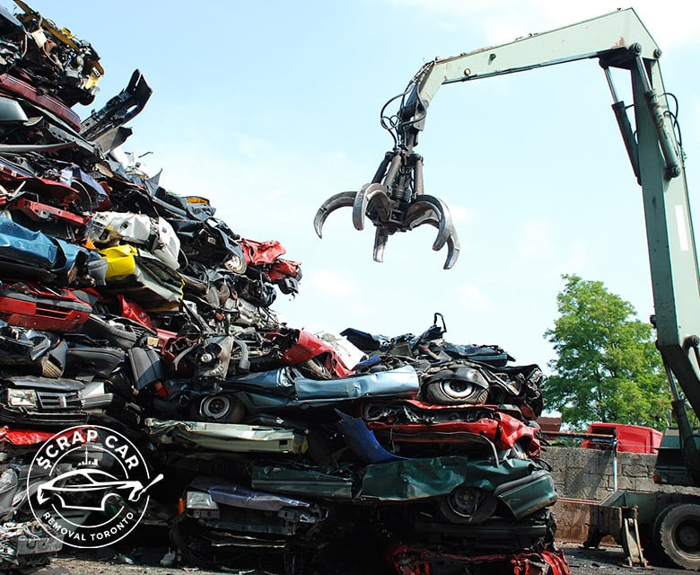 eco friendly scrap car removal