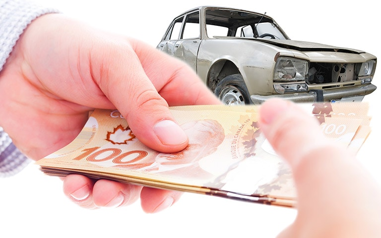 Get Cash For Junk Cars Today