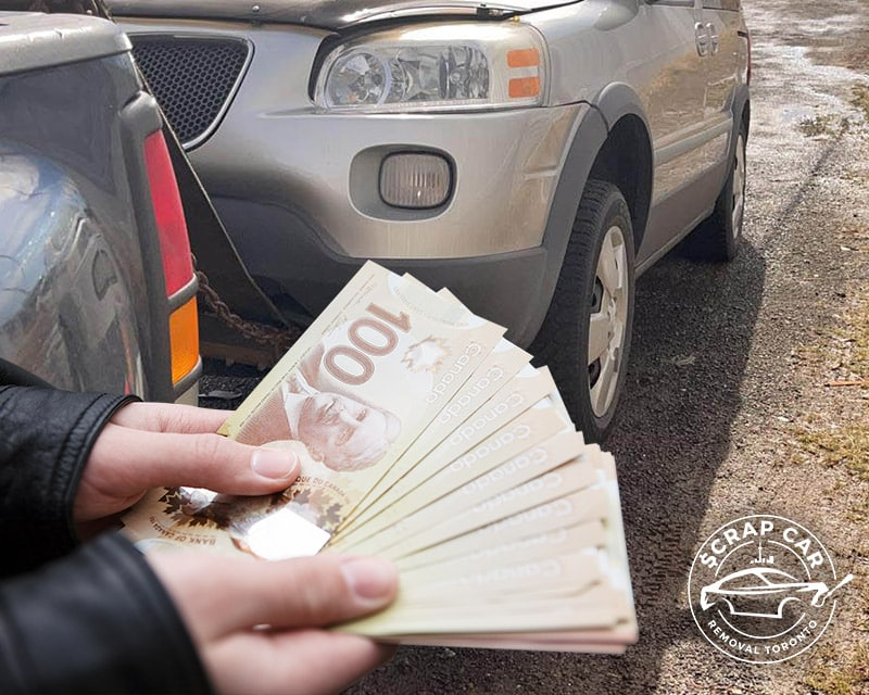 How Much Cash Can You Get For Your Scrap Cars In Etobicoke