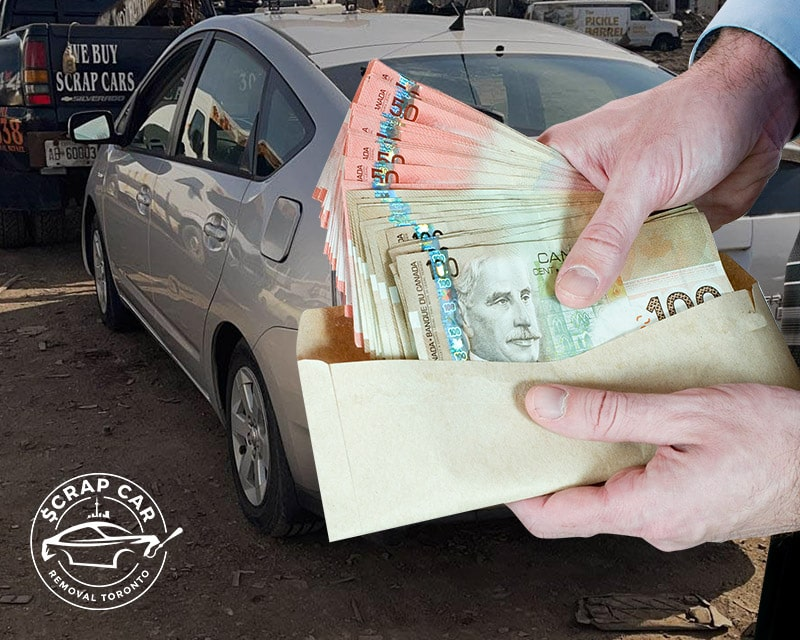 How Much Do We Pay For Scrap Cars
