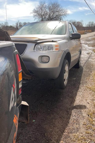 Scrap Car Photo Toronto 27