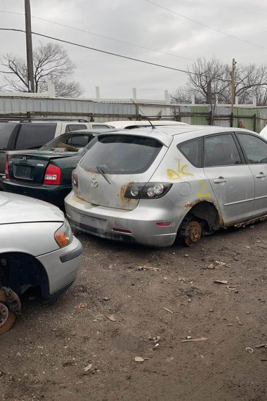 Scrap Car Photo Toronto 29
