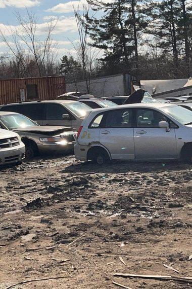 Scrap Car Photo Toronto 37