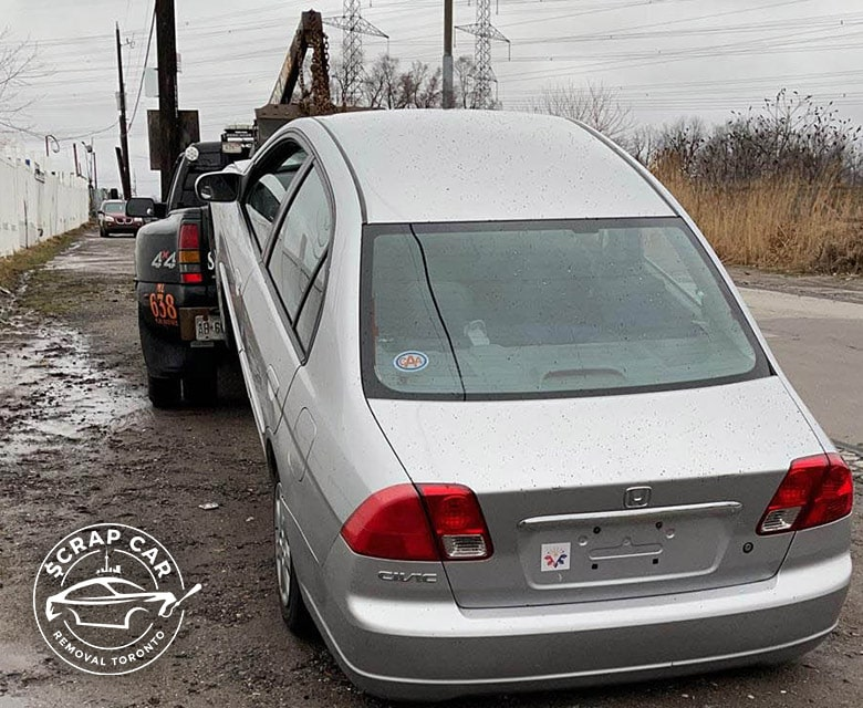 Scrap Car Pick Up Toronto
