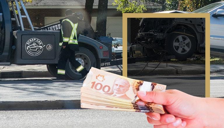 Scrap Car Removal Toronto