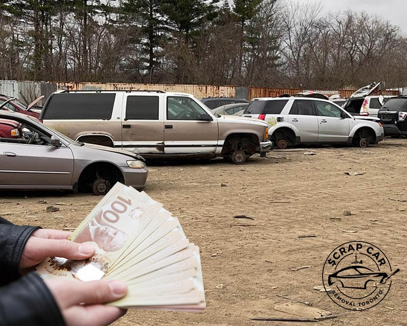 We Pay The Most Cash For Scrap Cars In Scarborough